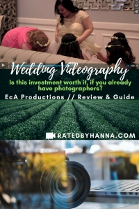 #Wedding #Videography #Review #WeddingReview Is adding on videography worth the investment, especially if you already have photographers?