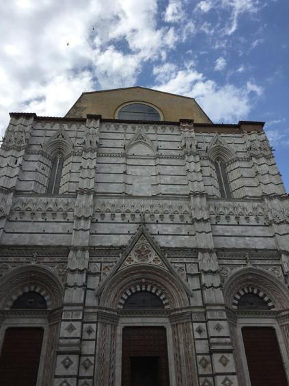 Exterior of Duomo di Siena