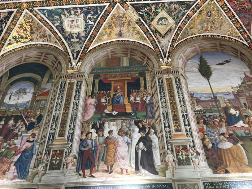 Amazing Frescoes