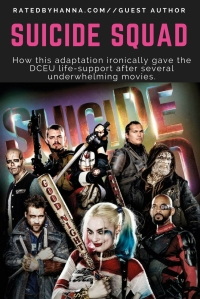 #Movie #Review #HarleyQuinn How #SuicideSquad brought life back to the #DCEU movies.