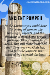 Take a time machine and visit the well preserved Pompeii Ancient Ruins!