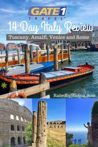 Gate 1 Travel, Review, Budget, #Travel, #Italy #Tuscany, #Amalfi, #Venice, #Rome