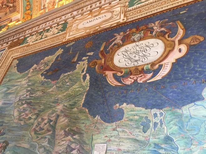 Gigantic Maps of Italian territories