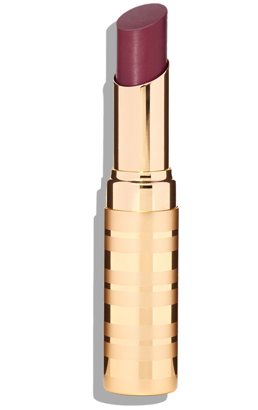 Beautycounter sheer lipstick plum