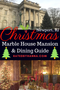 #Newport #RhodeIsland #Mansions #MarbleHouse #Review