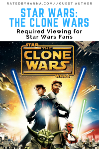#StarWars #TheCloneWars #Review #TVShow #Animated
