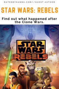 #StarWars #Rebels #TVShow #Review #SciFi #Animated