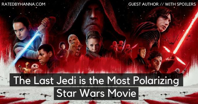 The Last Jedi Star Wars Cover