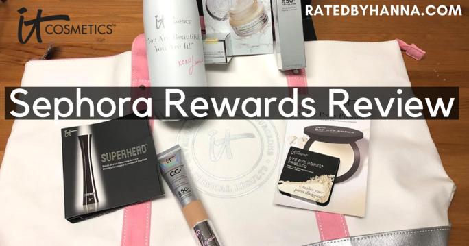 Sephora Rewards Bazaar Review It Cosmetics Cover