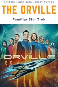 #SethMcFarlane #TheOrville #Review #TVShow Star Trek Comedy?