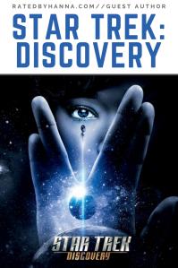 Star Trek Discovery Review #StarTrek #TVShow #Review #StarTrek Unfamiliar Star Trek